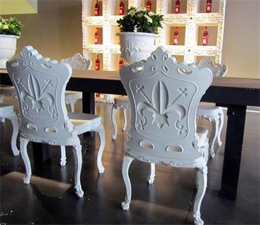 Eetkamer Stoelen Barok Stijl.Design Eetkamerstoel In Moderne Barok Stijl Kopen Stoelen
