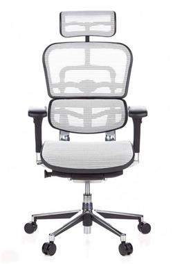 Design Bureaustoel Wit.Ergohuman V1 Ergonomische Design Bureaustoel Kopen Bureaustoelen