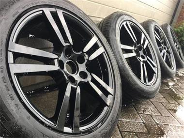 20 Inch Porsche Cayenne Q7 Touareg Velgen Banden