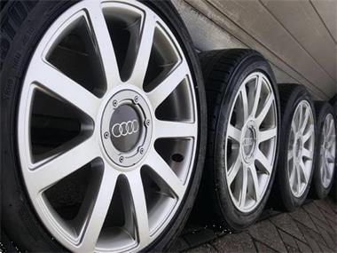 17 Inch Audi A4 B7 Cabrio A6 Tt A3 Velgen Winter