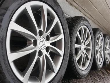 Orig 16 Inch Honda Accord Civic Cr V Legend Velgen