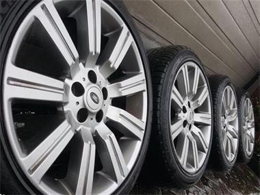 20 Inch Range Rover Evoque Freelander 2 Velgen