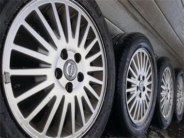 16 Volvo V50 S40 C30 V40 Velgen Michelin Banden