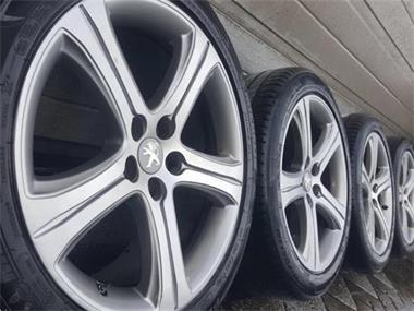 18 Inch Peugeot 407 Sw 508 Expert 2 3 Velgen Zomer