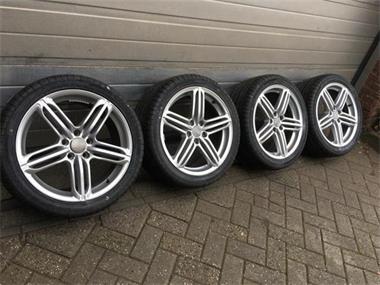 18 Inch Rs6 Audi A4 B8 B9 A6 S6 4f A5 S5 Velgen