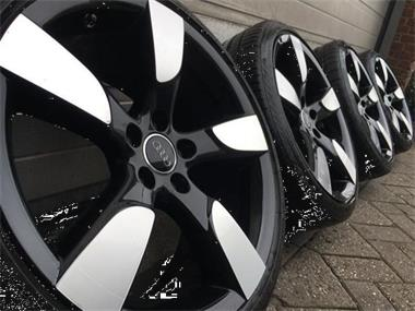 19 Inch Audi Rs3 A4 S4 A3 S3 S Line Rotor Velgen