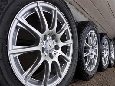 16 Inch Mercedes C E Klasse W205 W212 Vito Velgen