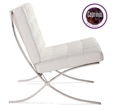 Caprinjo Design Meubels Maastricht.Premium Barcelona Chair Volledig Leer Kopen Stoelen